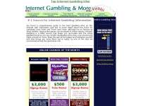 a-internet-online-gambling.com