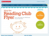 Scholastic: Children Book Publishing | Scholastic International