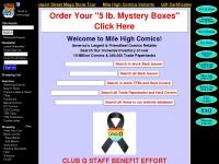 milehighcomics.com