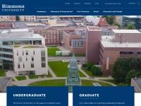 simmons.edu Thumbnail