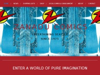zanaducomics.com