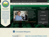 Home - Florida Department of Agriculture & Consumer Services
