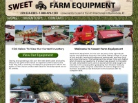 Sweetmville.com - Sweet Farm Equipment - Munfordville, KY