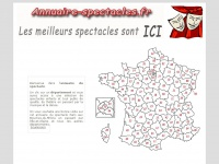 annuaire-spectacles.fr