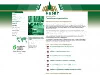 husbyforestproducts.com