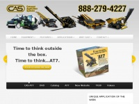 cas-equipment.com