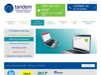 tandemsolutions.co.uk