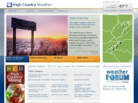 highcountryweather.com
