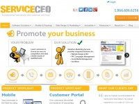 Field Service Scheduling, Billing, Estimating, Dispatching Software | ServiceCEO