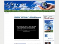 A New We- ecovillages and eco-communities in Europe - A New We- ecovillages and eco-communities in Europe