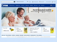 Jysk.fi - JYSK - Patjat, peitot ja huonekalut edulliseen hintaan | JYSK