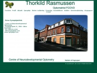 Velkommen til Skive Synspleklinik ved FCOVD Thorkild Rasmussen, Centre of Neurodevelopmental Optometry