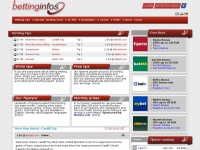 Bettinginfos - Free Betting Tips - September 2013
