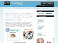 blogwebkatalog.de