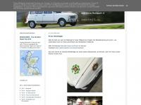 Renault 4 · mit Marie unterwegs