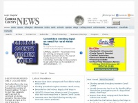 Carrollconews.com - Carroll County News: Newspaper serving Berryville and Eureka Springs, Arkansas
