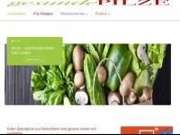 gesunde-pilze.de Thumbnail