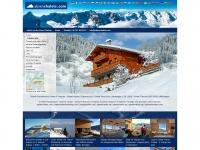 Alpenchalets Ski-Chalets Schweiz Chalet Frankreich Alpen-Chalets mieten