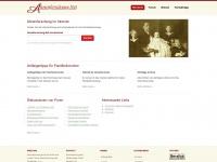 ahnenforschung.net Webiste Thumbnail