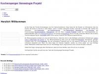 Kochersperger-genealogie.de
