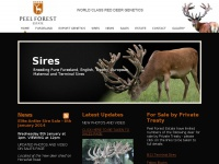 peelforestdeergenetics.com
