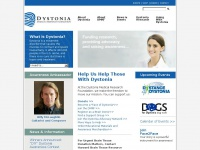DMRF | Dystonia Medical Research Foundation