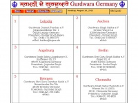 gurdwara-germany.com