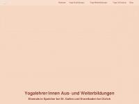 Yogalehrerausbildung.ch
