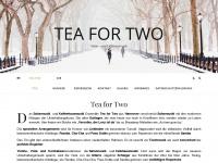 teafortwo.org
