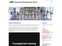 ballettschule-berlin.de