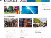 bayreuth.de Thumbnail