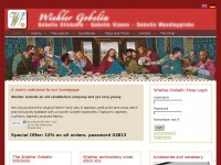 Wiehler-gobelin.com - Wiehler Gobelin Embroidery | Patterns and asseccoires for counted thread embroidery | Handicraft shop
