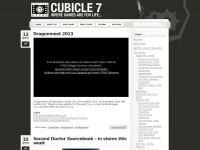 cubicle7.co.uk Thumbnail