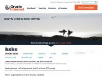 Cruzio Internet: Wireless, Fiber, Broadband, Colo, Offices