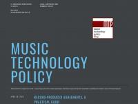 musictechpolicy.com