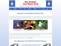 Britishcallduckclub.org.uk