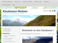kaukasus-reisen.de