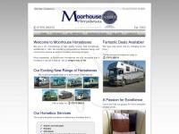 moorhousehorseboxes.com