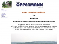 wesersandstein.com