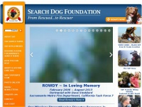 Searchdogfoundation.org