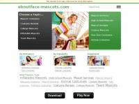 Aboutface-mascots.com