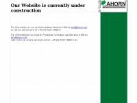 ahorn.net