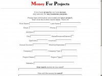 moneyforprojects.com