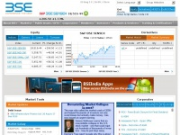 Bseindia.com - BSE Ltd. (Bombay Stock Exchange) | Live Stock Market Updates for S&P BSE SENSEX,