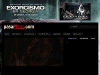 PasarMiedo.com Portal del Terror fantasmas, ovnis, cine de terror, parapsicología, leyendas urbanas, juegos de terror.