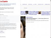 Lacuarta.com - La Cuarta: El Diario popular, noticias de Chile y el mundo para la barra pop