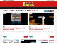 Noticias de Bomberos | Informacion para Bomberos, Rescatistas, Paramedicos y tecnicos en seguridad