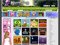 Gamer-Flash.com, Play the best games, Online free games,