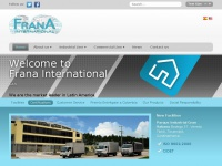 franainternational.com