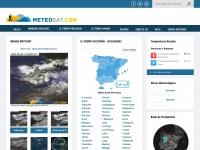 Meteosat.com - Imagenes del Meteosat.El tiempo en España.Pronóstico del tiempo .